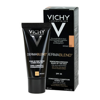 Vichy Dermablend Make up Nuance 55 Bronze