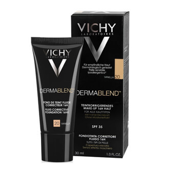 Vichy Dermablend Make up Nuance 20 Vanilla