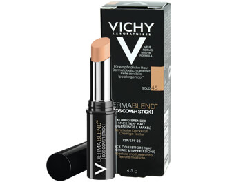 Vichy Dermablend SOS Cover Stick Nuance 45 Gold