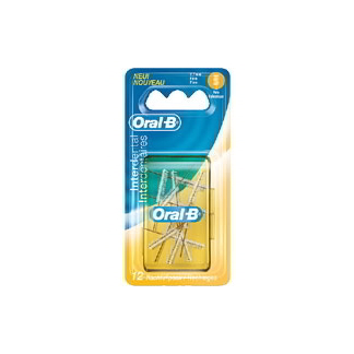 oral b interdental nachf llpack fein 2 7mm 12 st kaufen versandapotheke mycare. Black Bedroom Furniture Sets. Home Design Ideas
