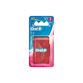 oral b interdental nachf llpack ultra fein 1 9mm 12 st kaufen. Black Bedroom Furniture Sets. Home Design Ideas