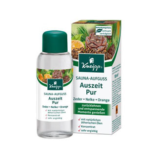 kneipp sauna aufguss auszeit pur 100 ml kaufen erfahrungen. Black Bedroom Furniture Sets. Home Design Ideas