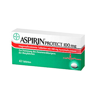 aspirin protect 100 mg 42 st kaufen. Black Bedroom Furniture Sets. Home Design Ideas