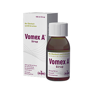Vomex Schwangerschaft Erfahrungen