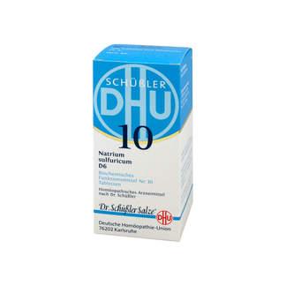 biochemie 10 natrium sulfuricum d 6 tabletten 200 st kaufen erfahrungen. Black Bedroom Furniture Sets. Home Design Ideas