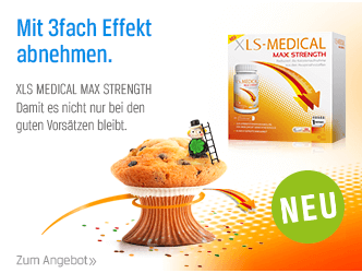 XLS-Medical MAX STRENGTH Aktion
