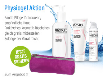 Physiogel Aktion
