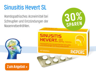 Sinusitis Hevert