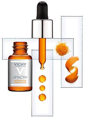 Vichy Liftactiv Antioxidative Frische-Kur