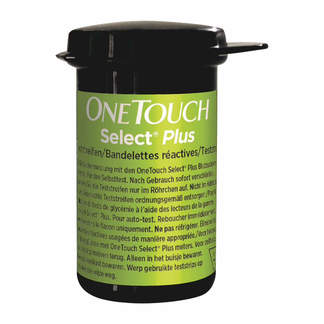 OneTouch Select Plus Blutzuckerteststreifen