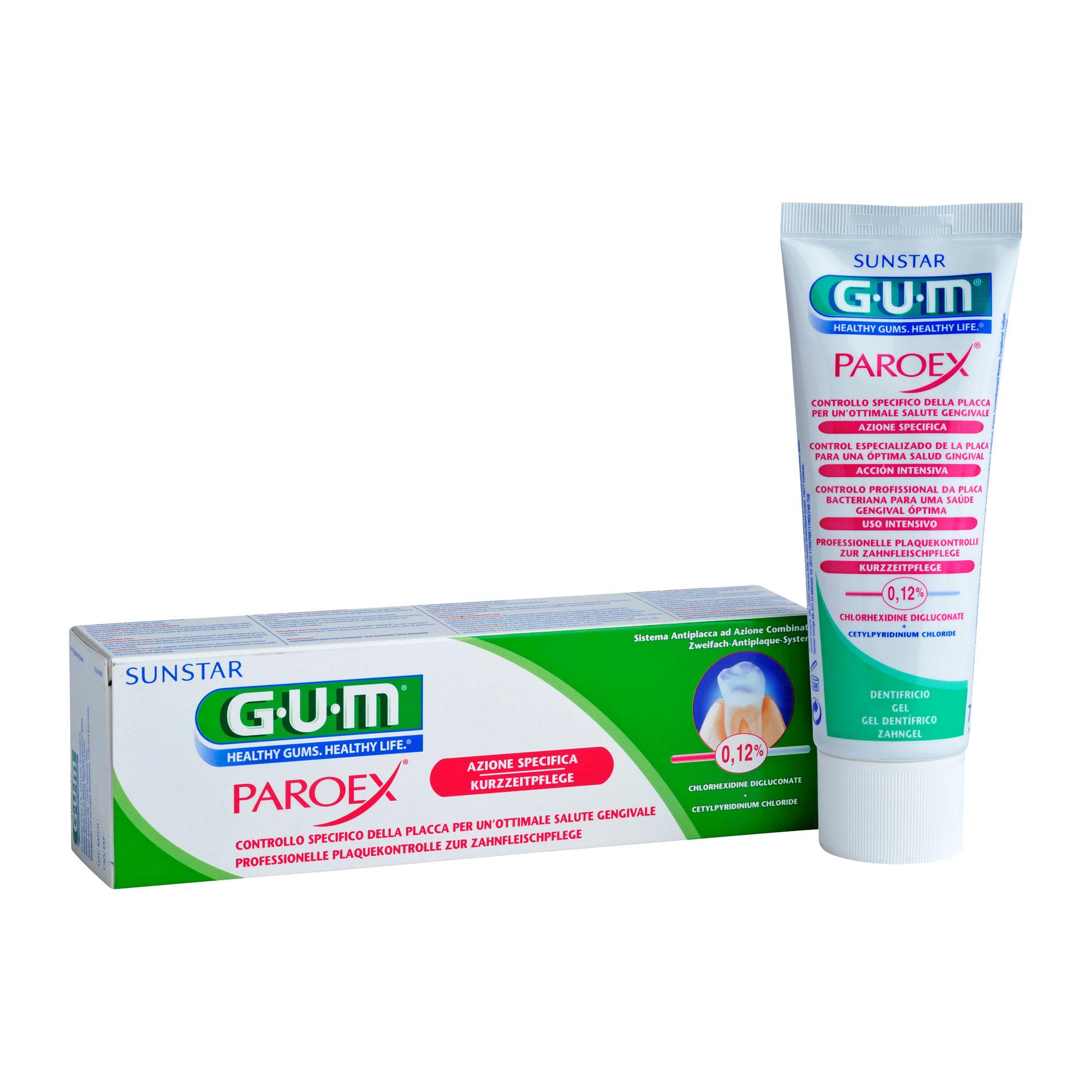 GUM Paroex Zahngel