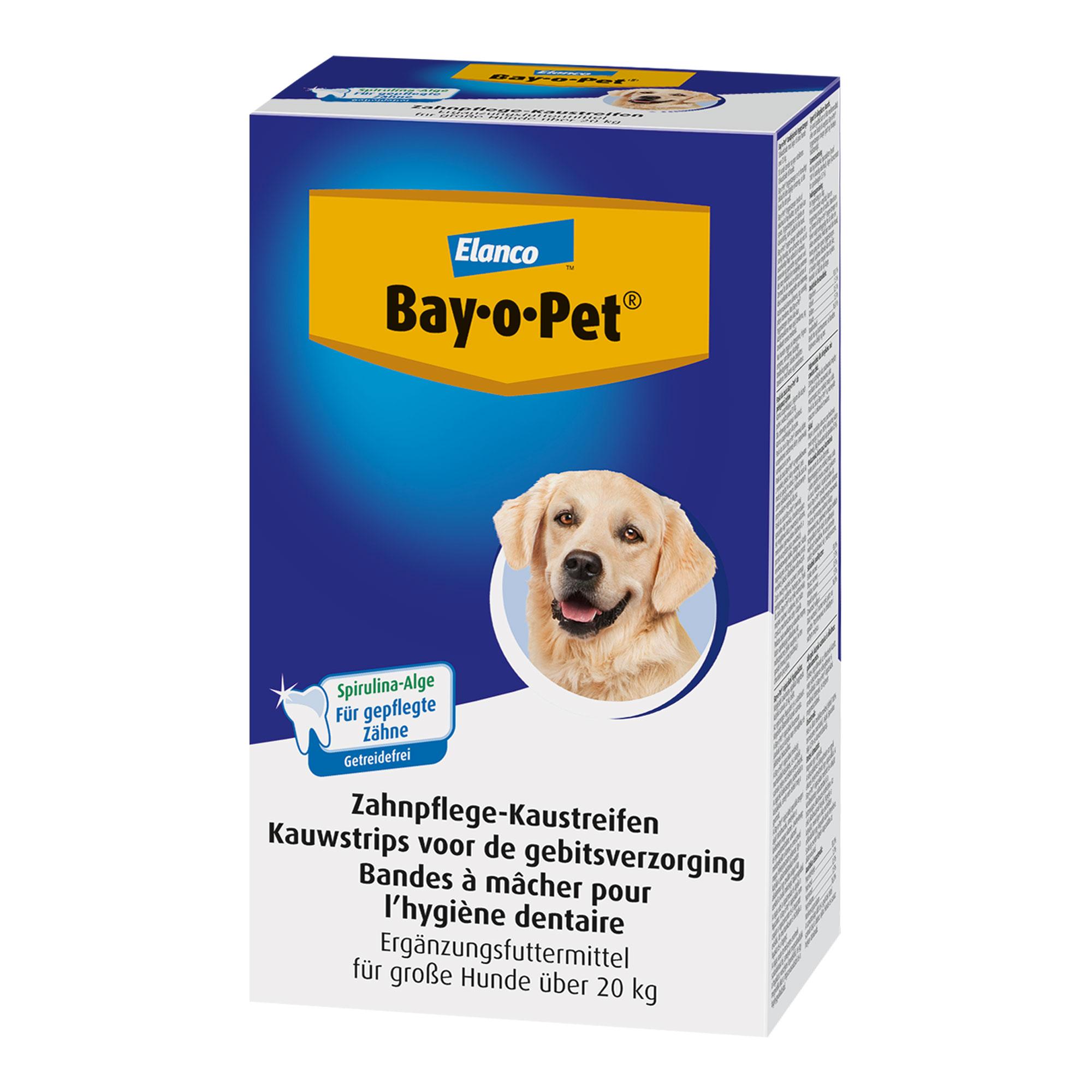 Bay O Pet Kaustreifen für große Hunde