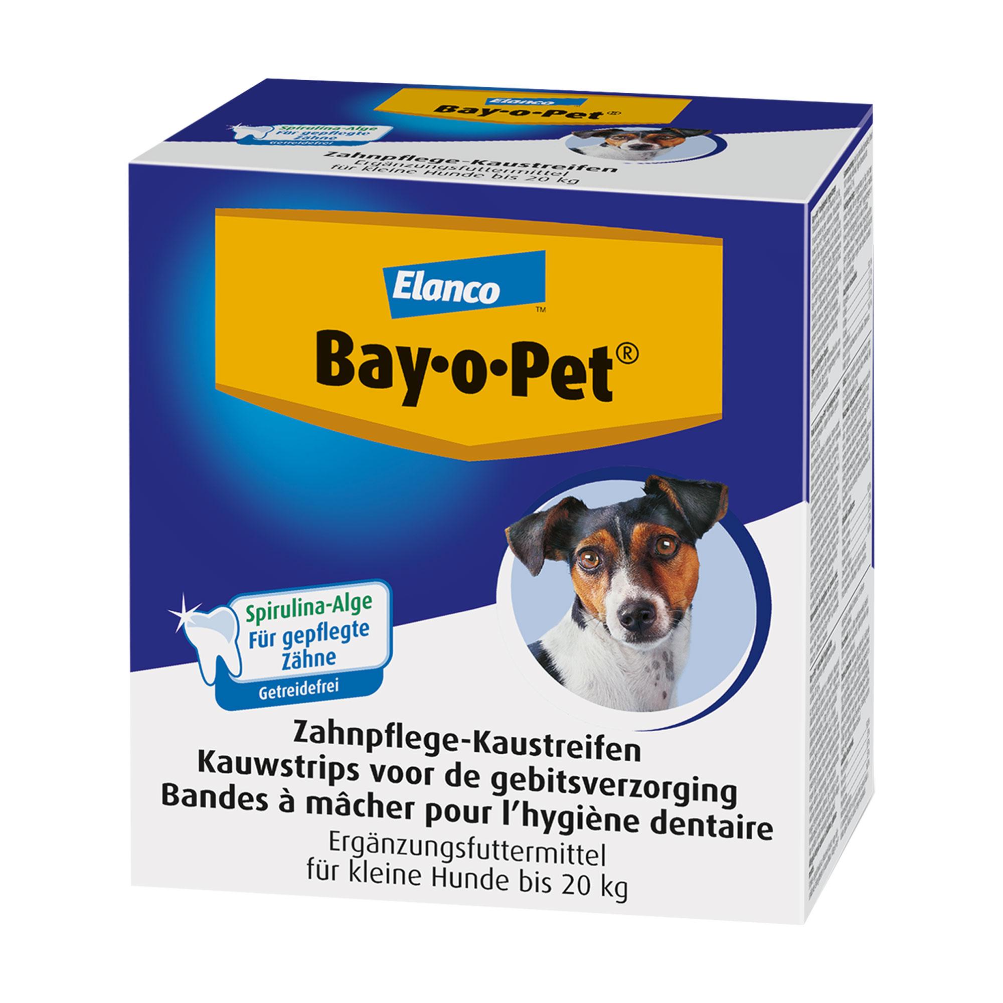 Bay O Pet Kaustreifen für kleine Hunde