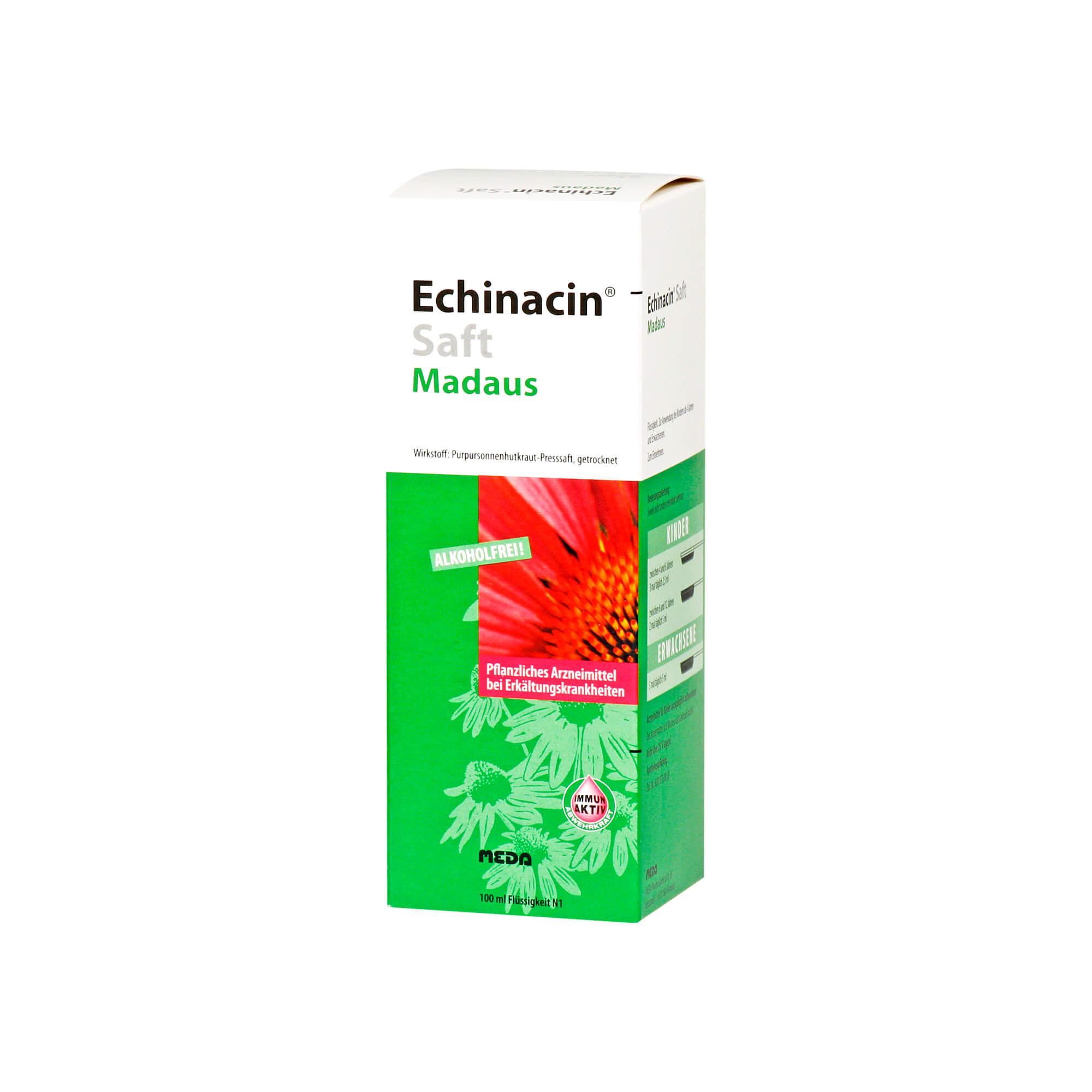 Echinacin Saft