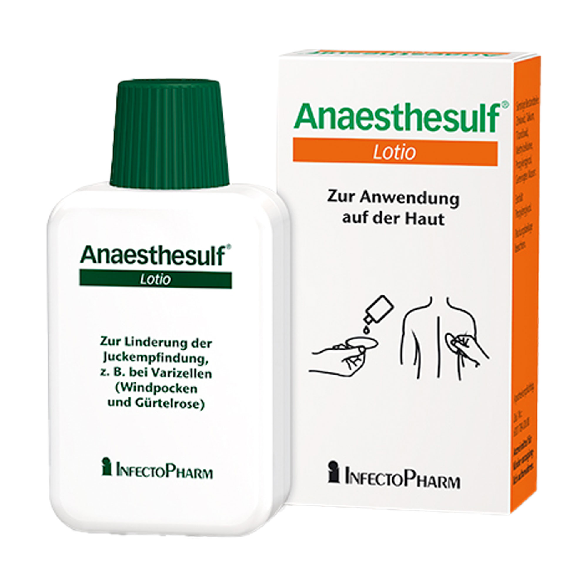 Anaesthesulf Lotio