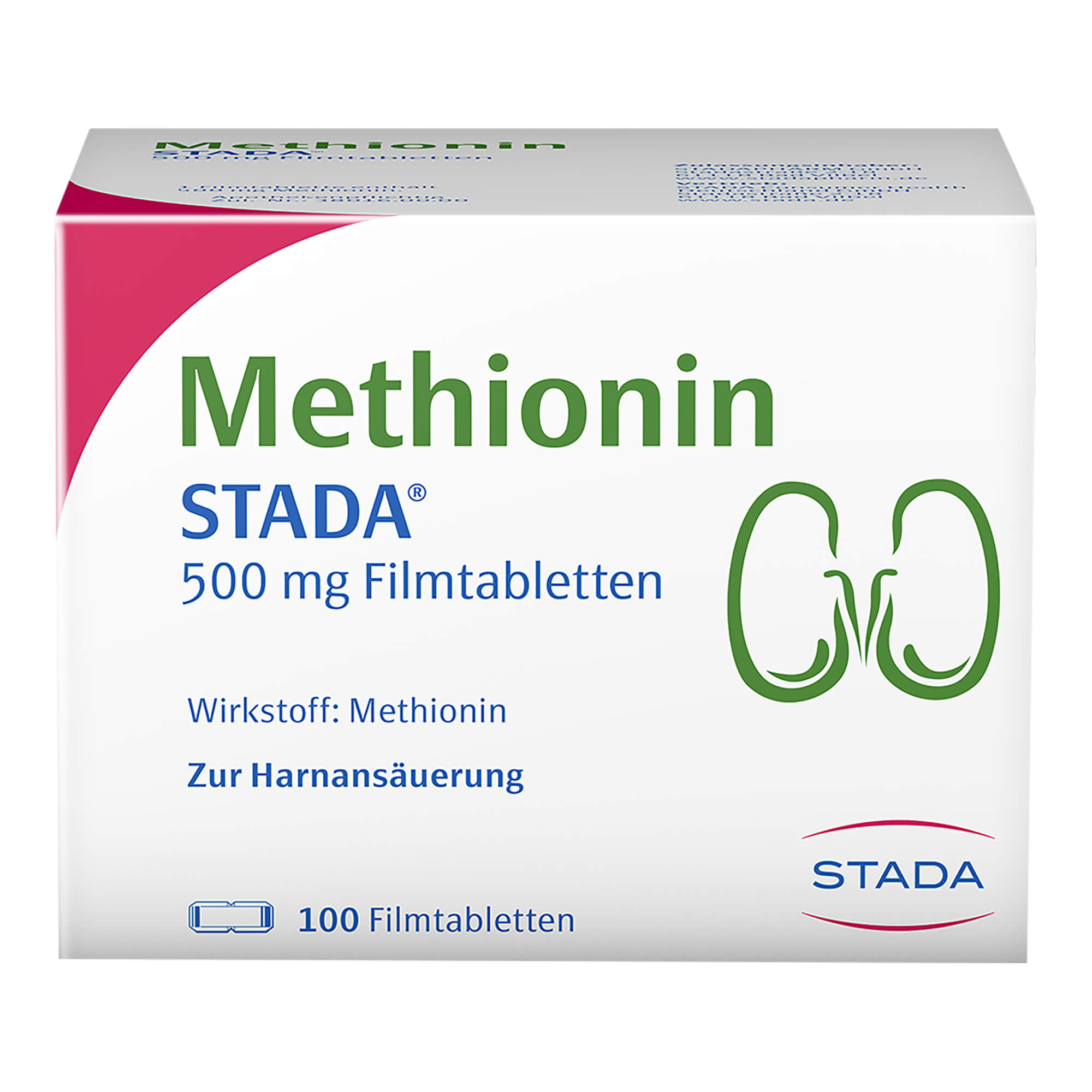 Methionin STADA 500 mg