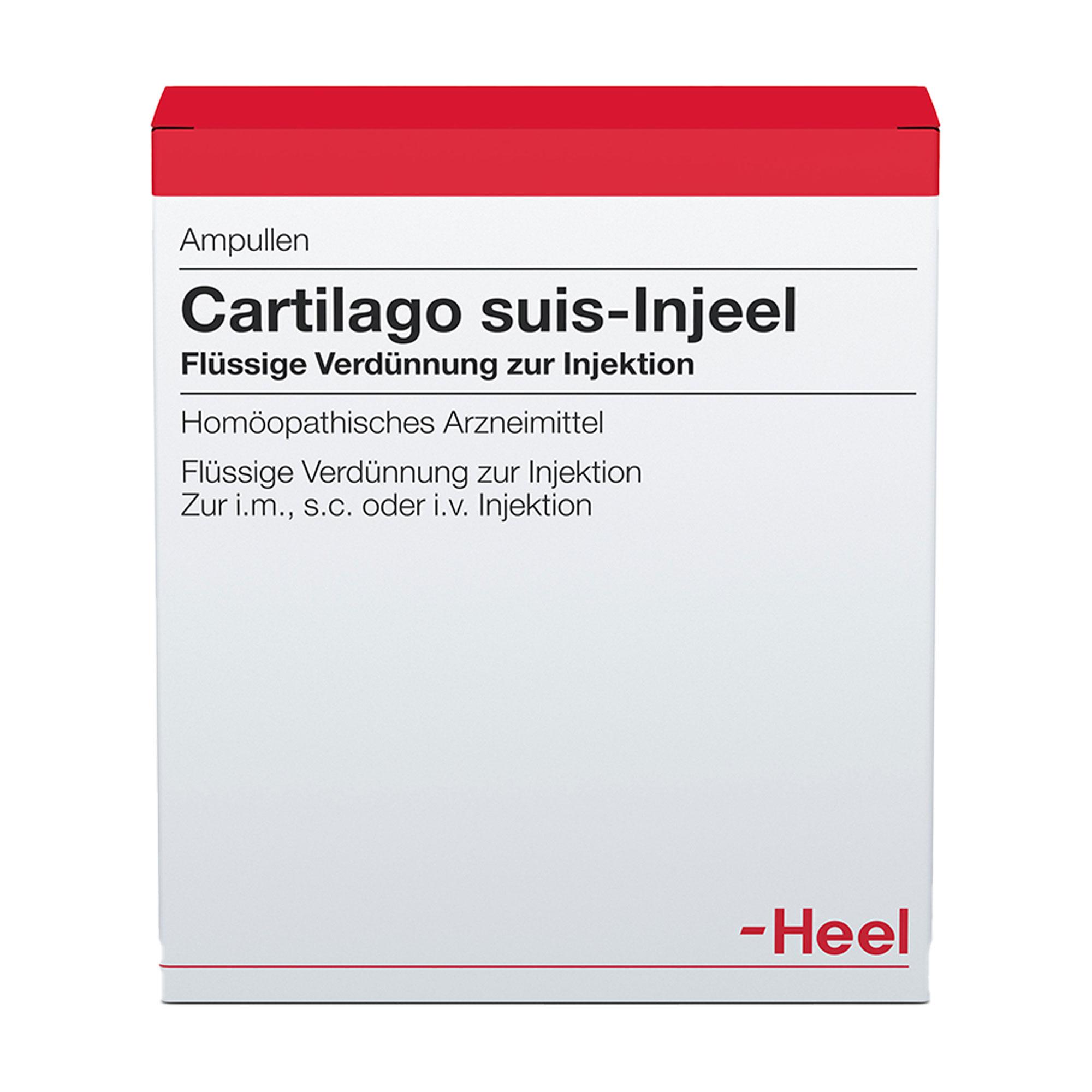 Cartilago Suis Inj Org