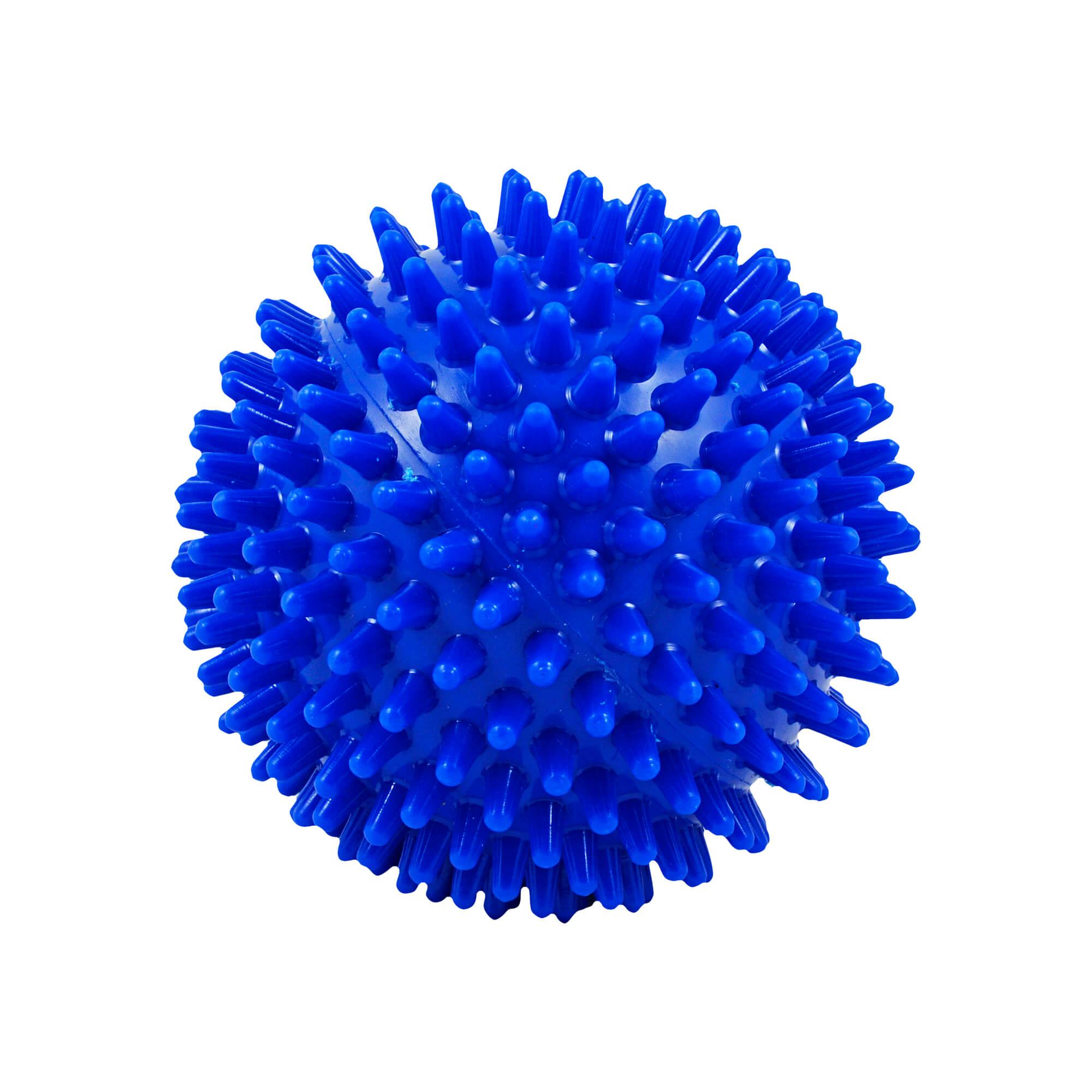 Igelball blau