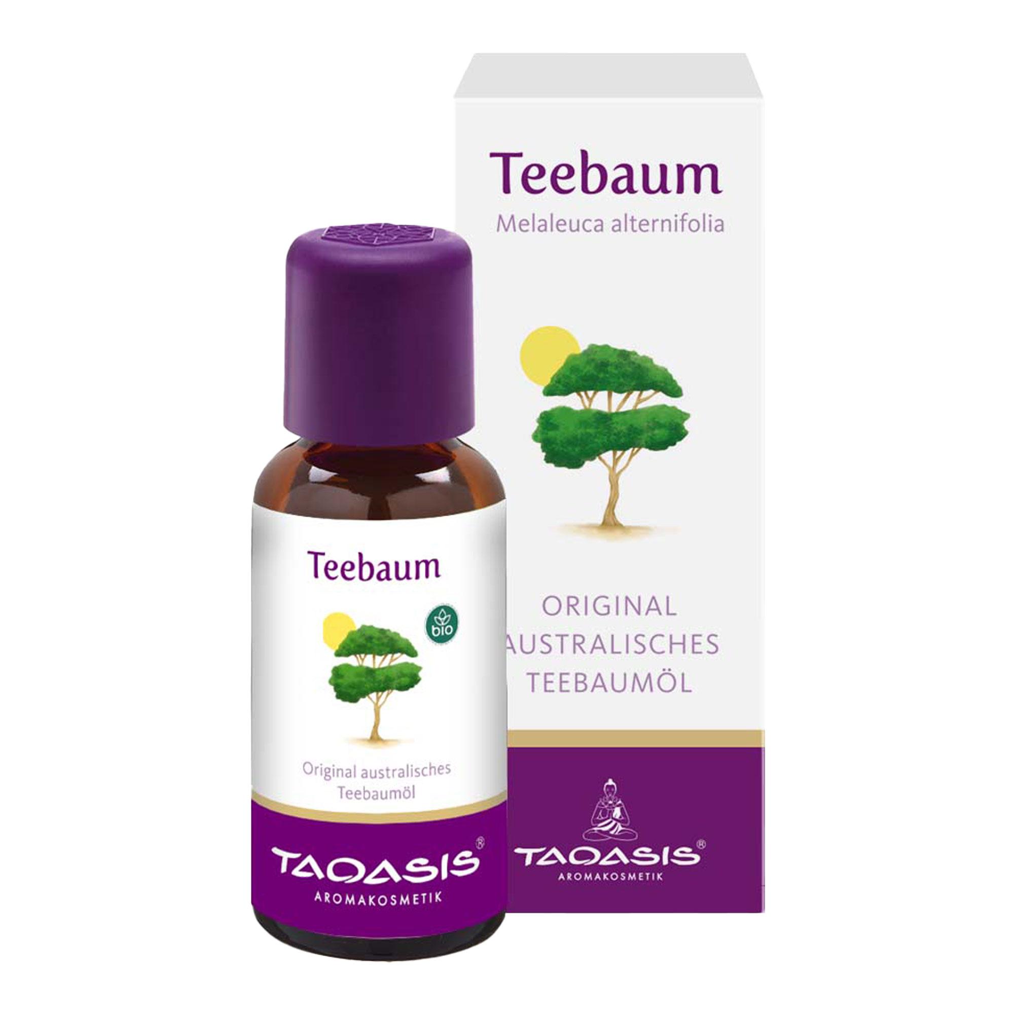 Teebaum ÖL im Umkarton