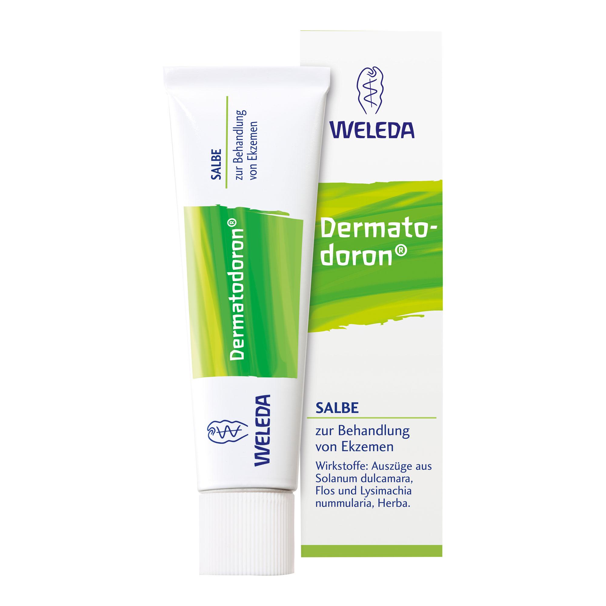 Dermatodoron Salbe