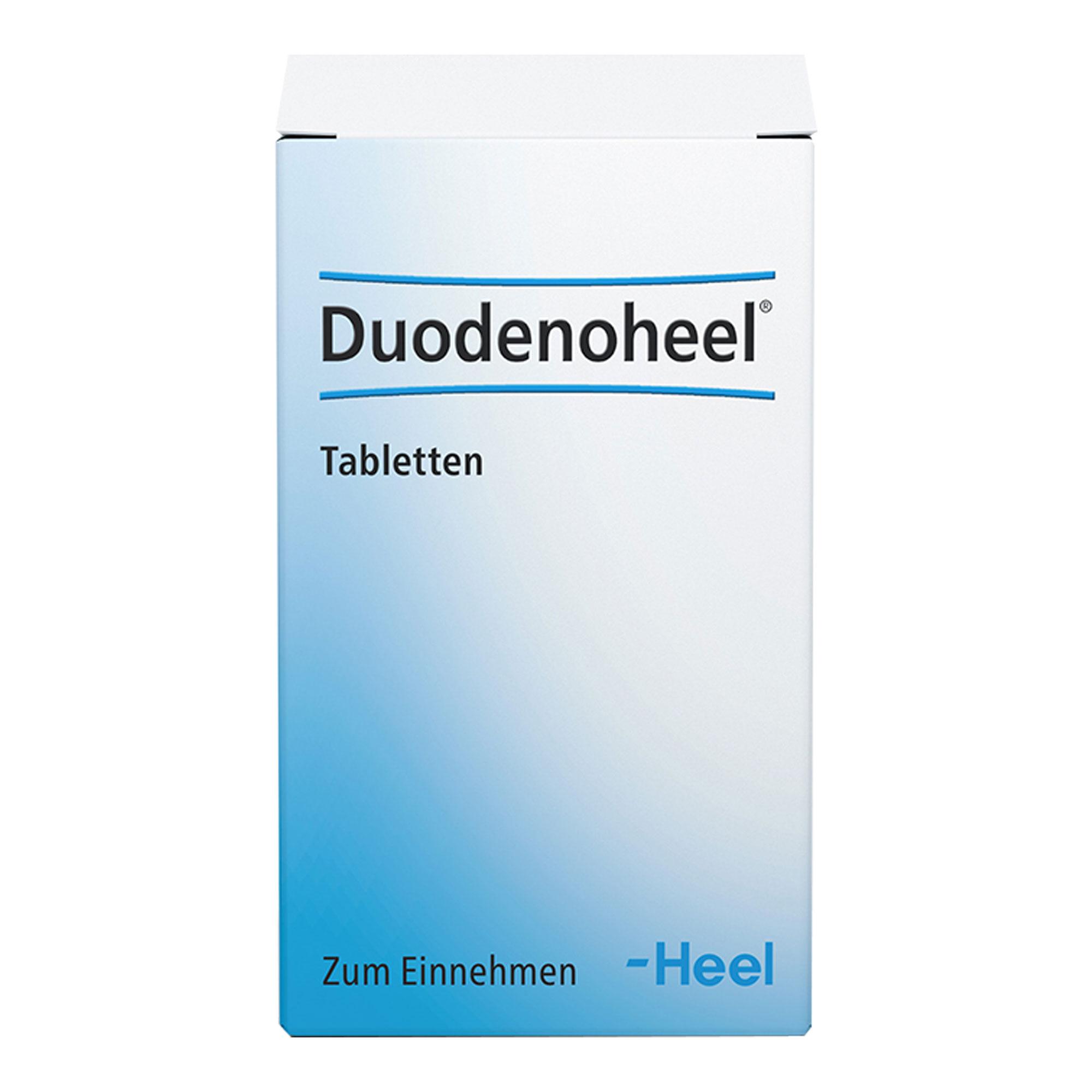 Duodenoheel Tabletten