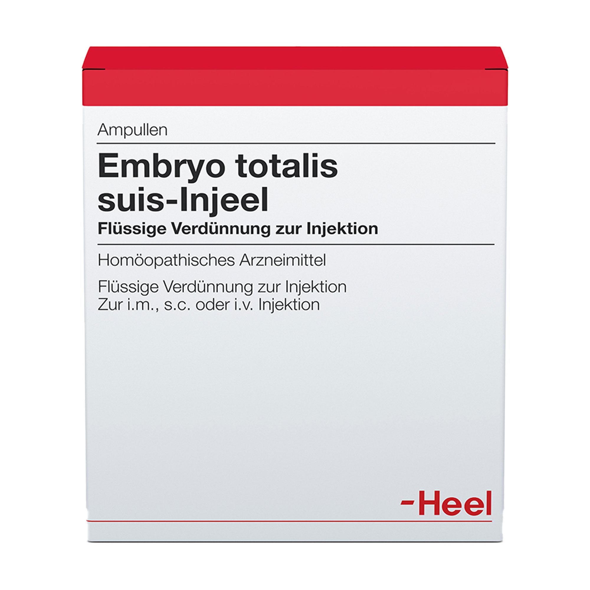 Embryo Tot Suis Inj Or