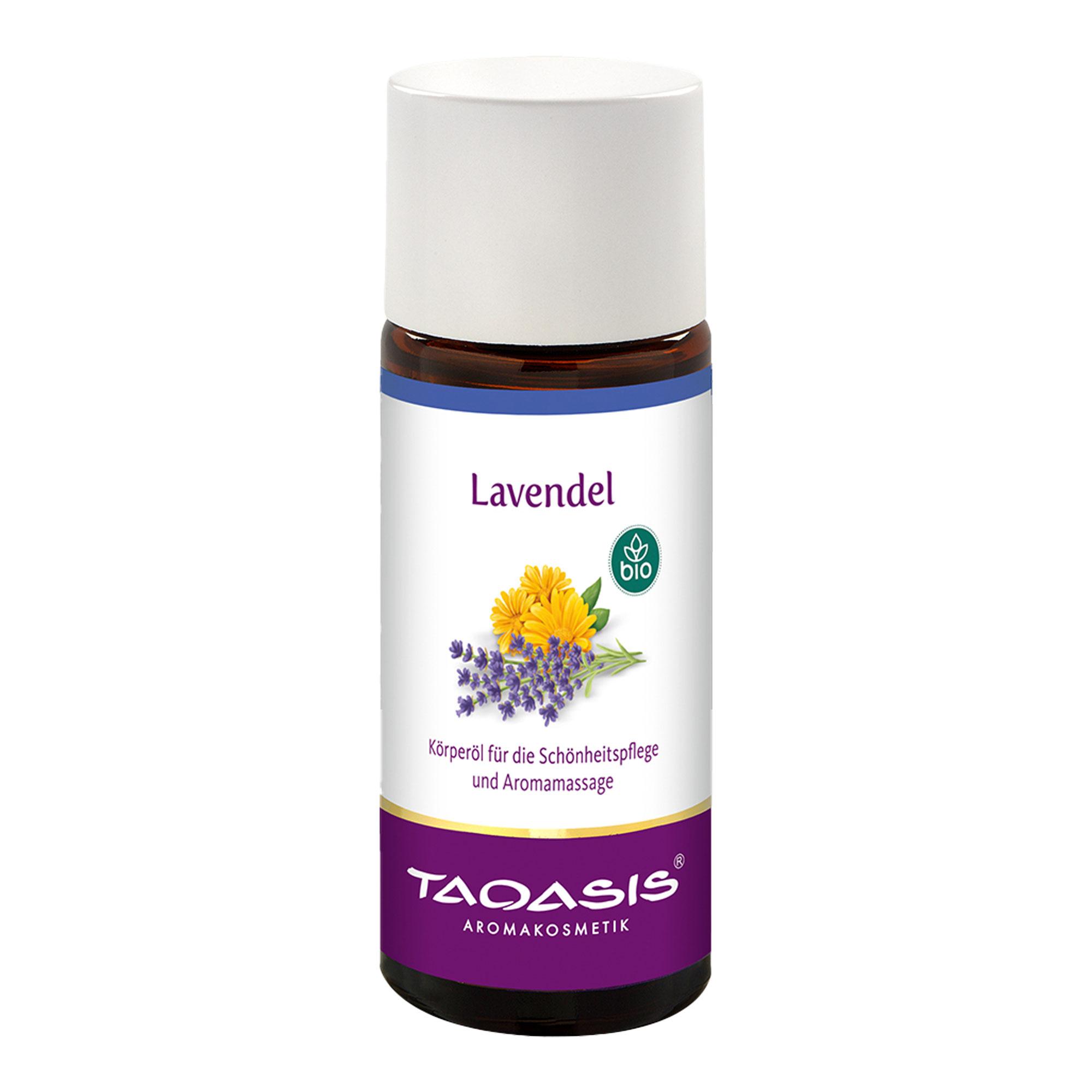 Lavendel Massage Öl