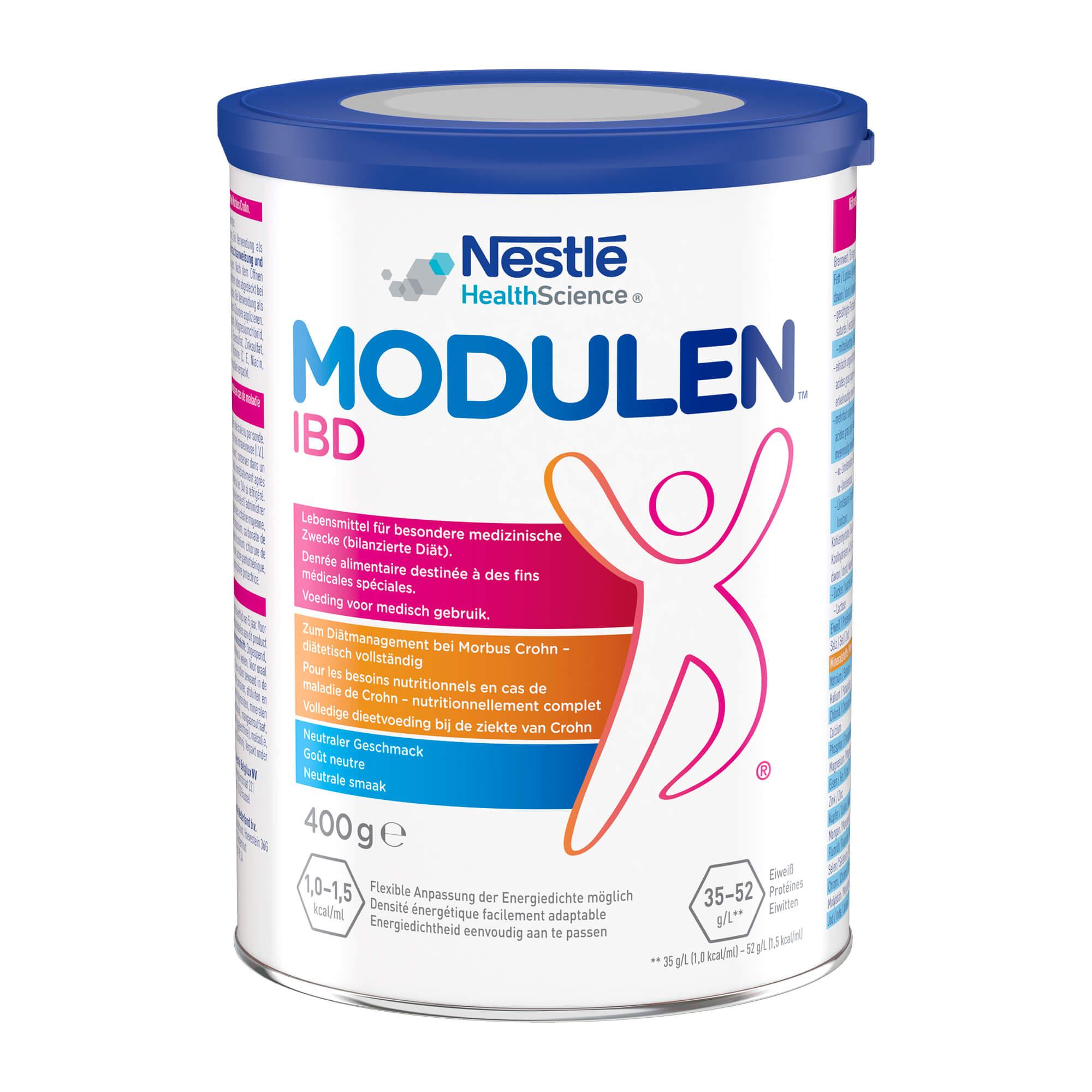 Modulen IBD Pulver