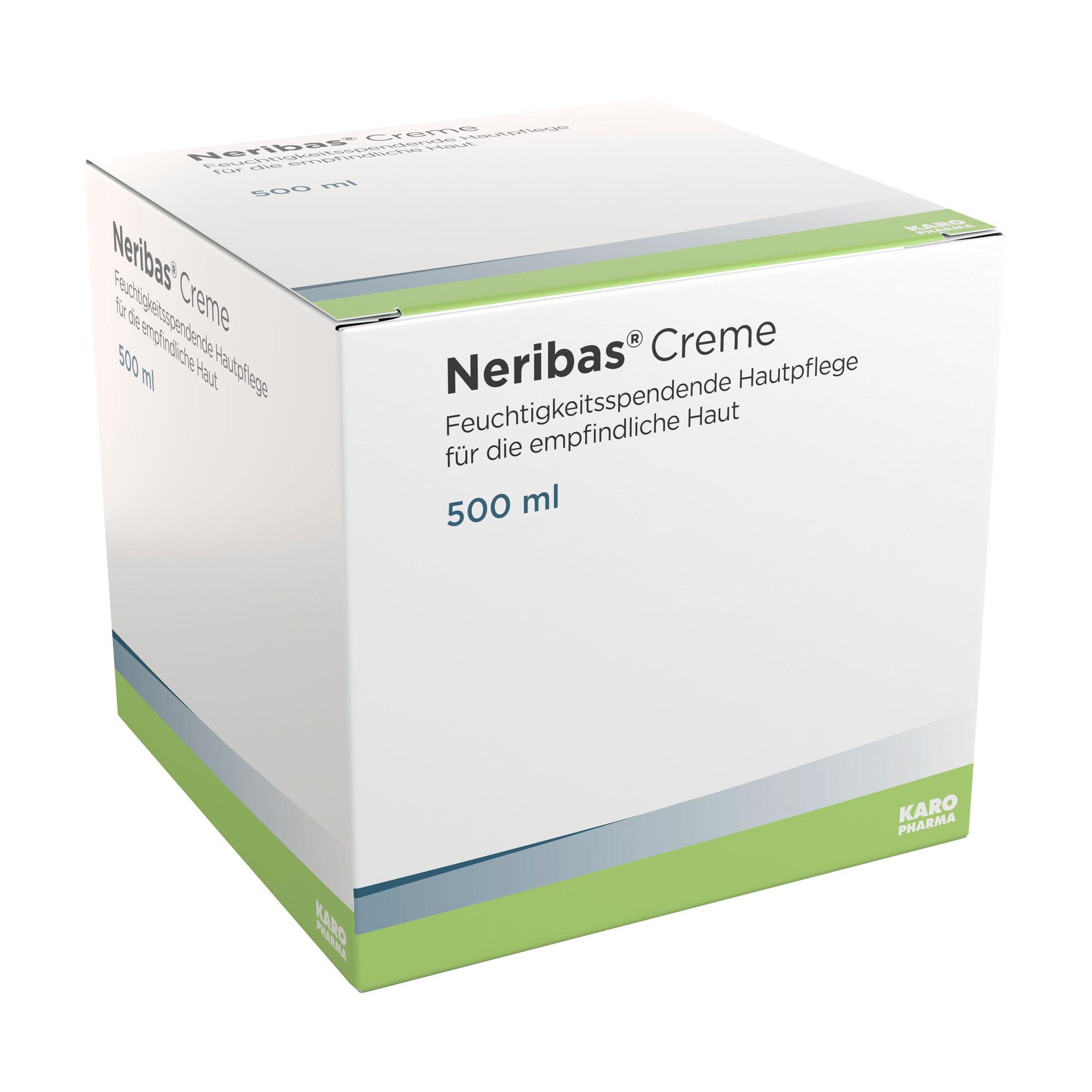 Neribas Creme für empfindliche Haut