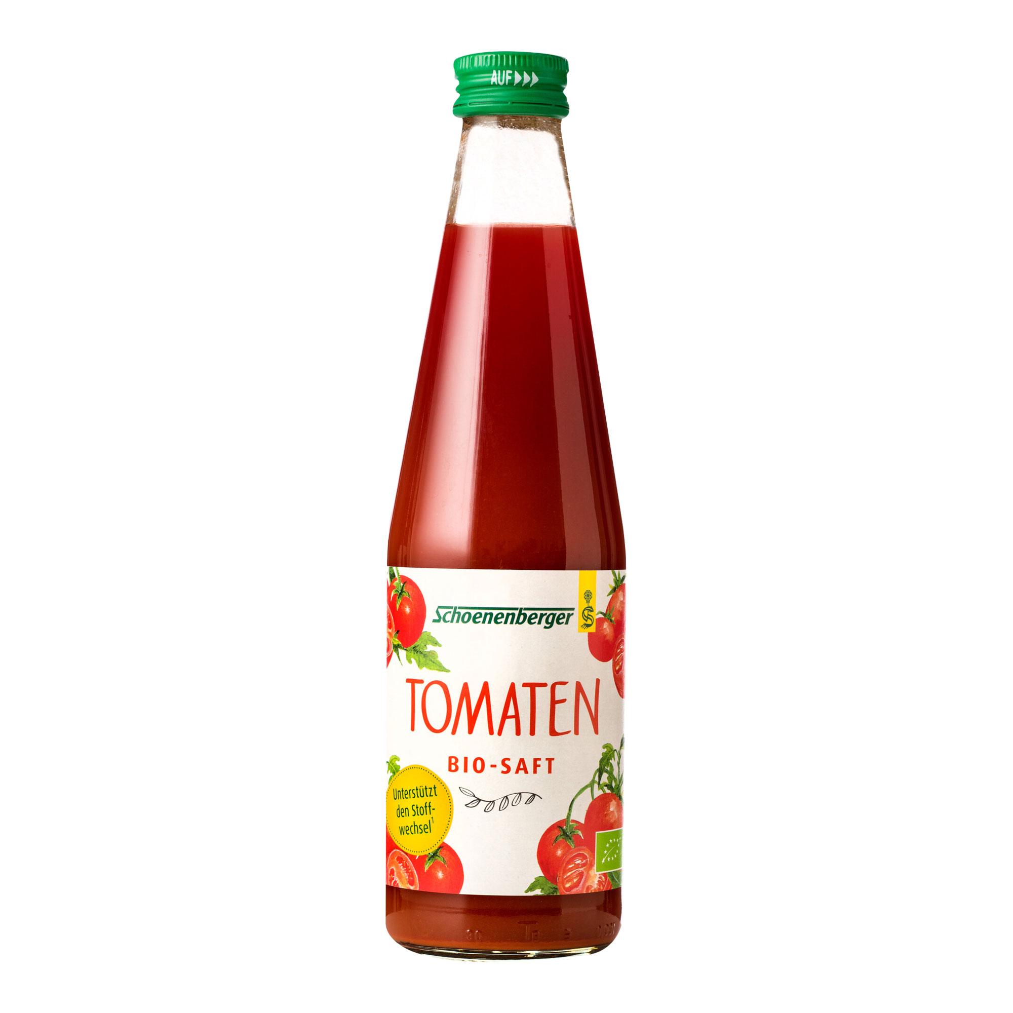 Tomaten Saft Bio Schoenenberger