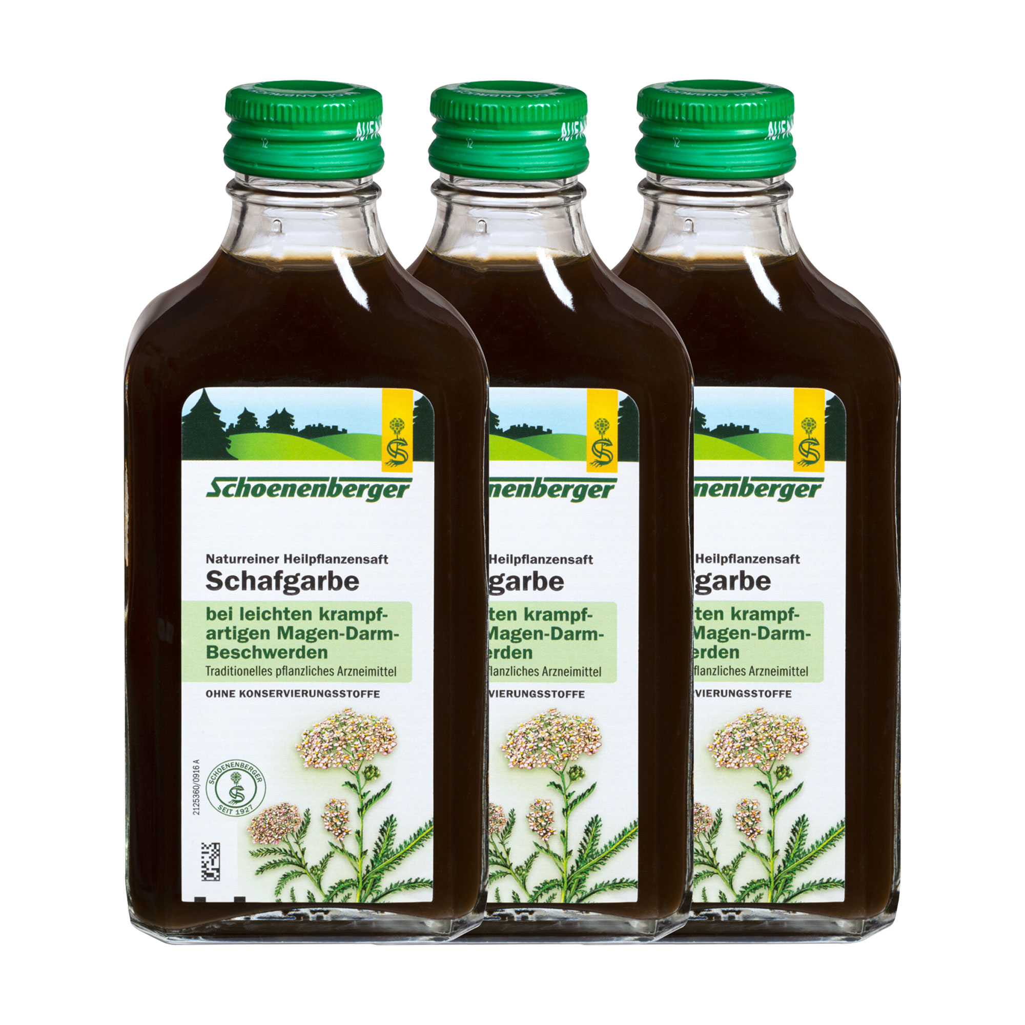 Schafgabe Schoenenberger Saft