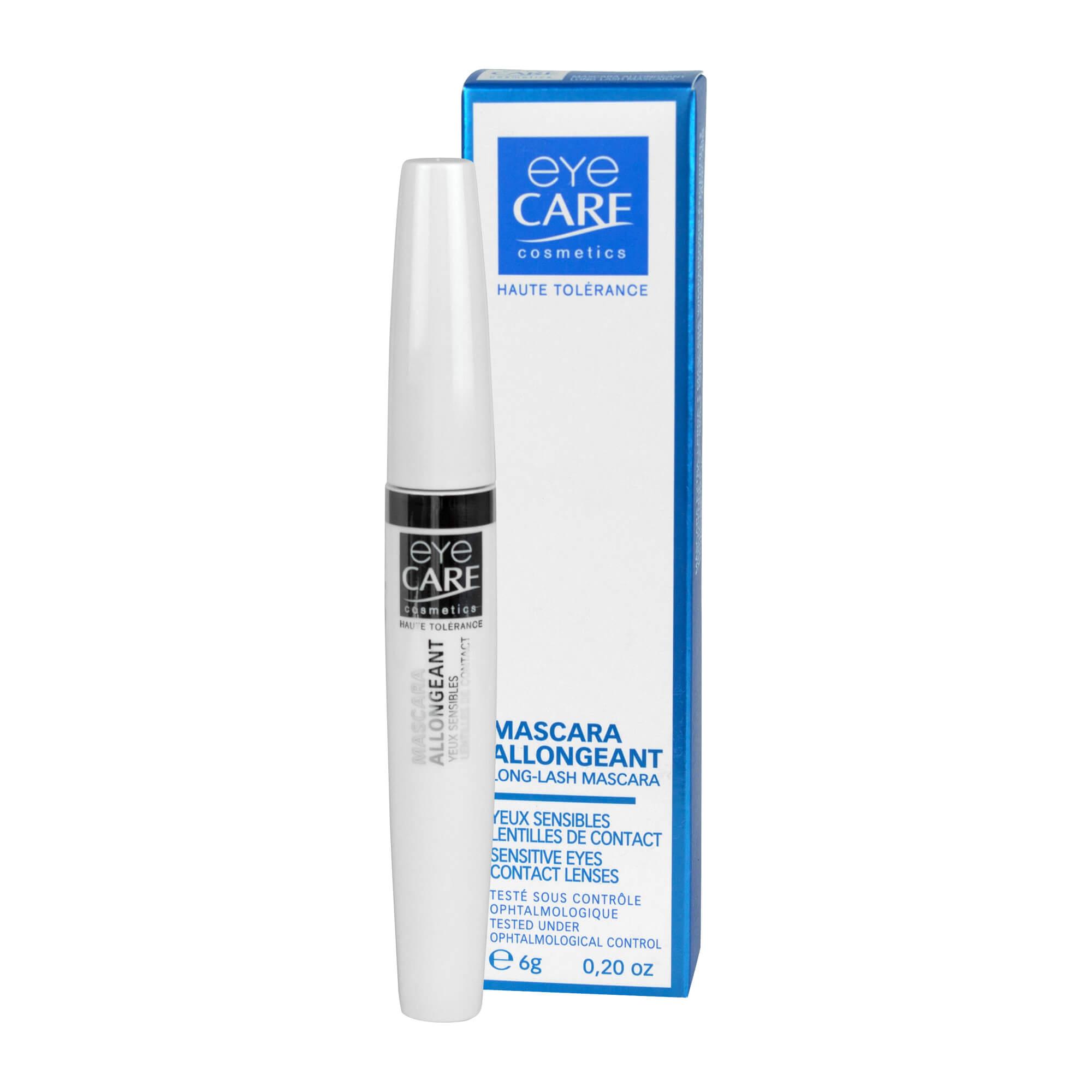 Eye Care Mascara wimpernverlängernd tiefschwarz