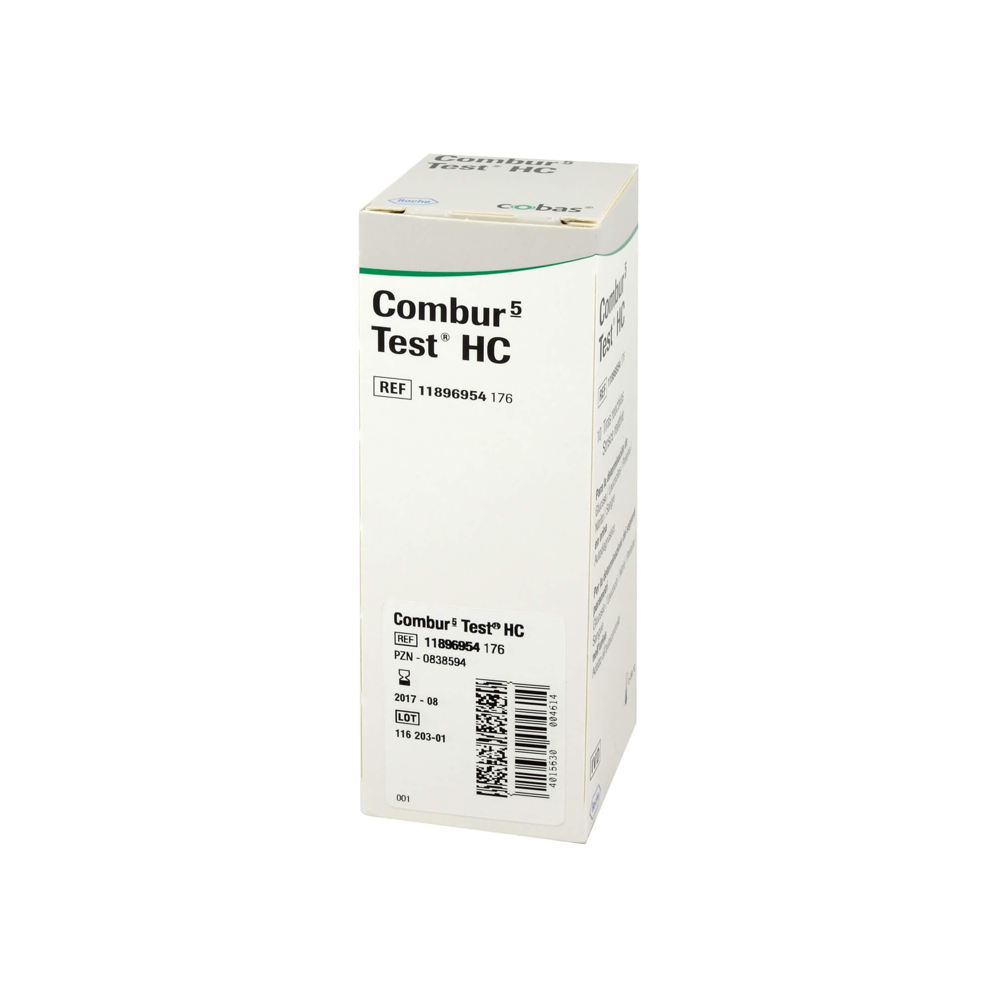 Combur 5 Test HC Teststreifen