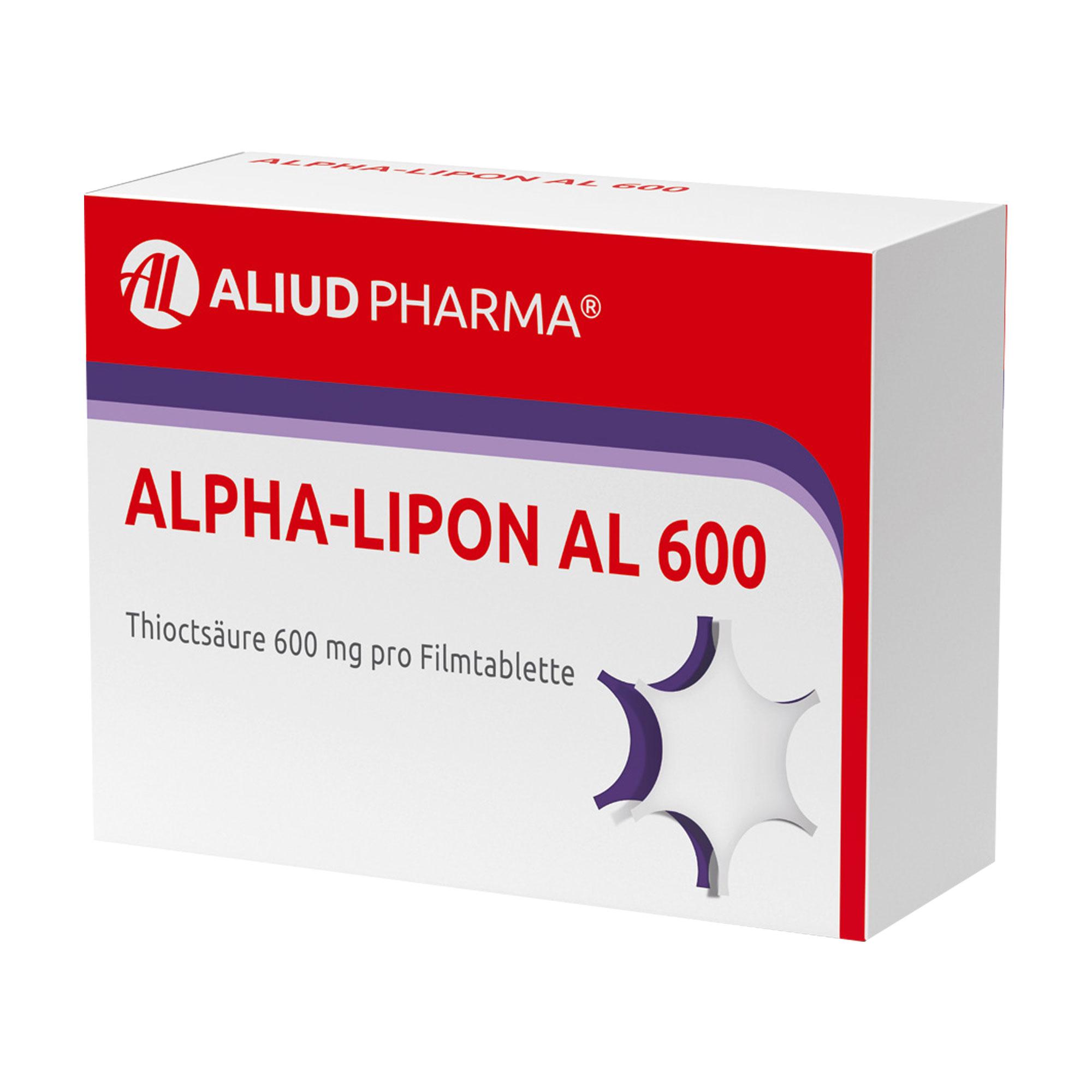 Alpha Lipon AL 600