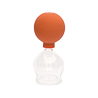 Saugglocke mit Ball 50mm