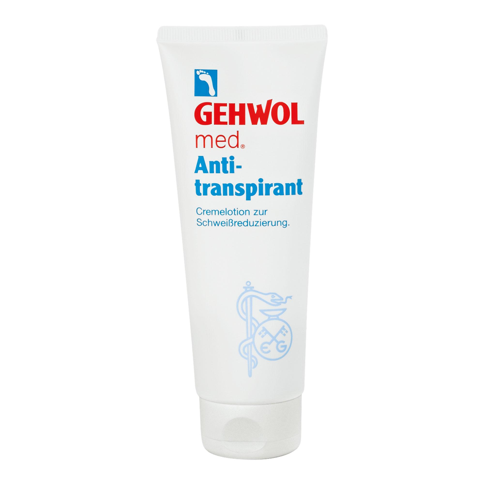 GEHWOL MED ANTITRANSPIRANT