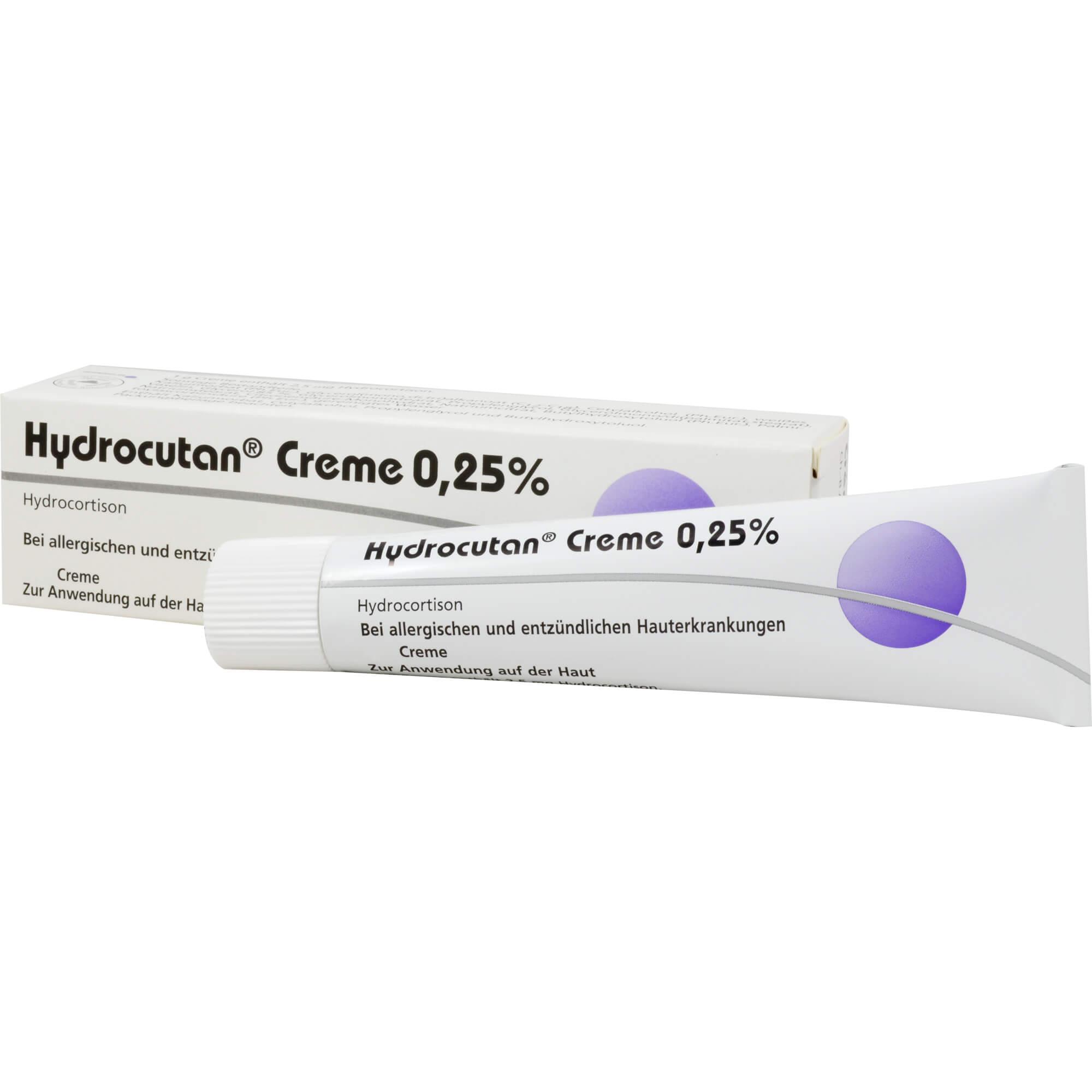 HYDROCUTAN CREME 0.25%