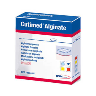 Cutimed Alginate Alginattamponade 2,5x30 cm