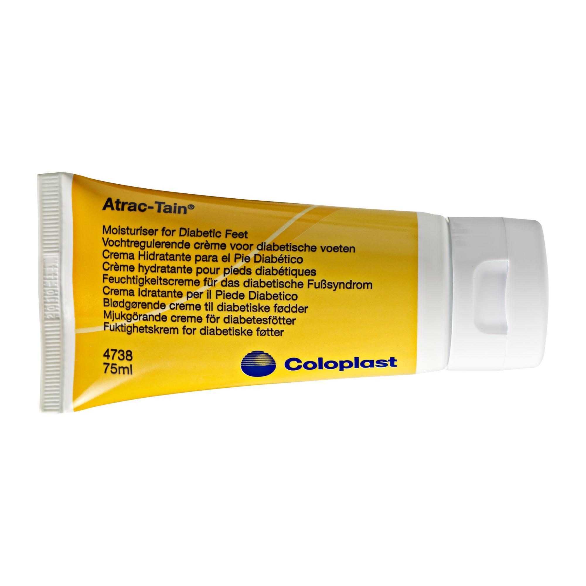 Atrac-Tain Feuchtigkeitscreme