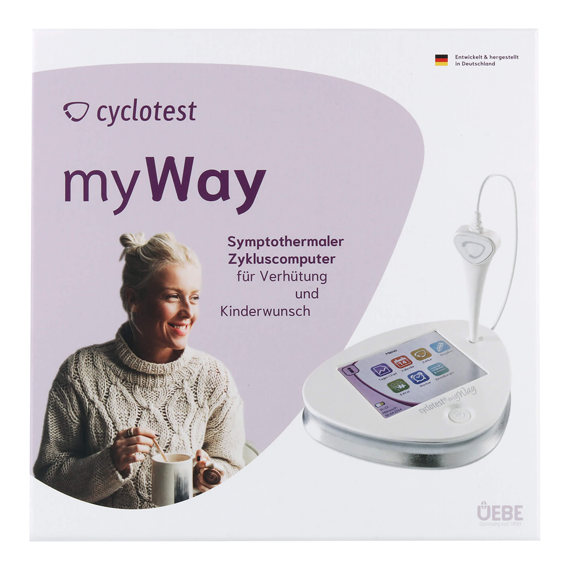 cyclotest myWay Zykluscomputer