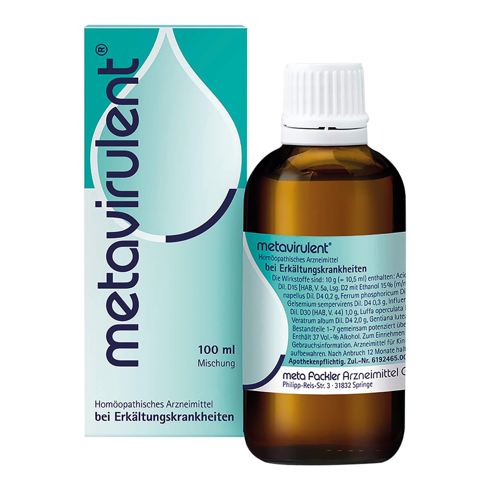 Metavirulent Mischung