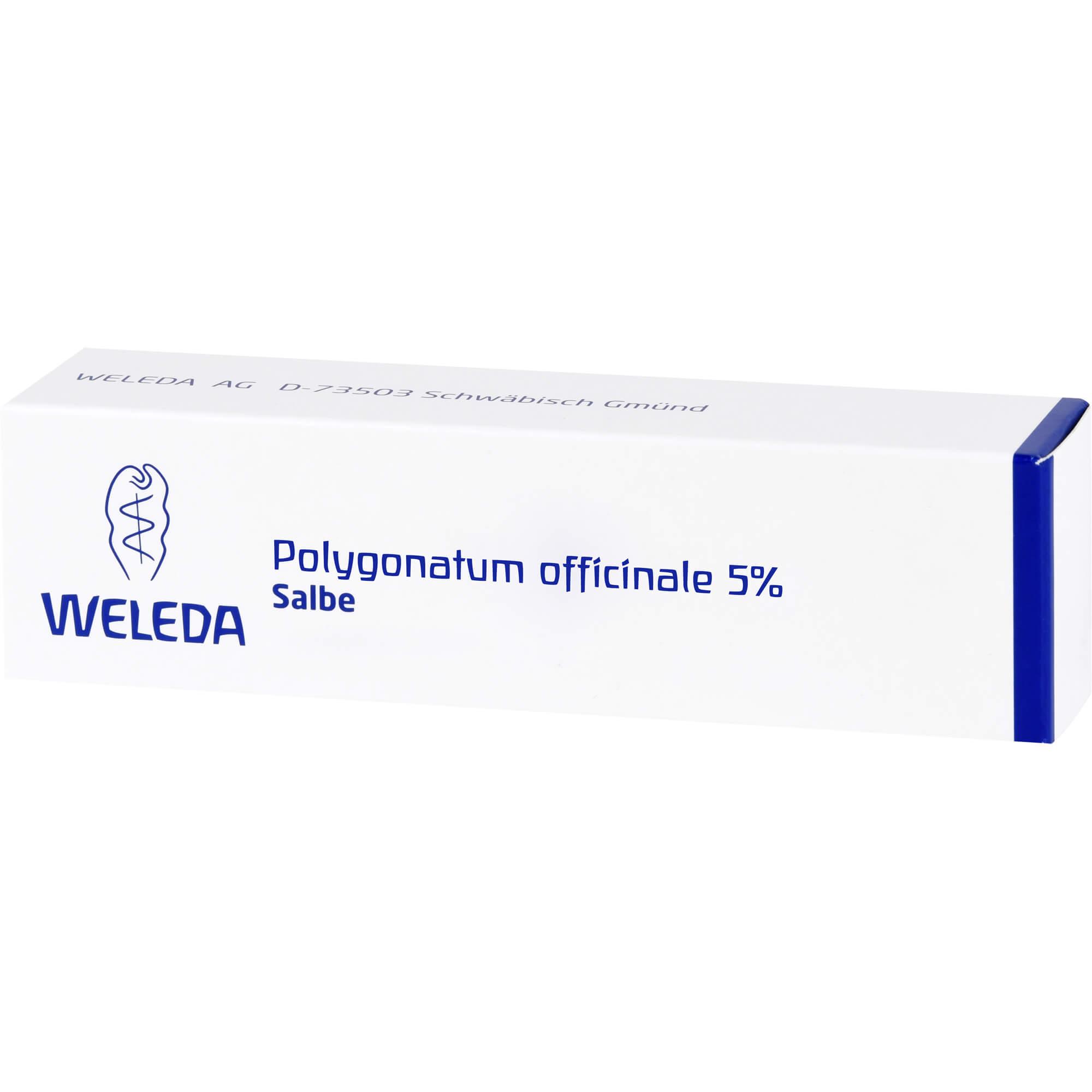 Polygonatum Officinale 5% Salbe