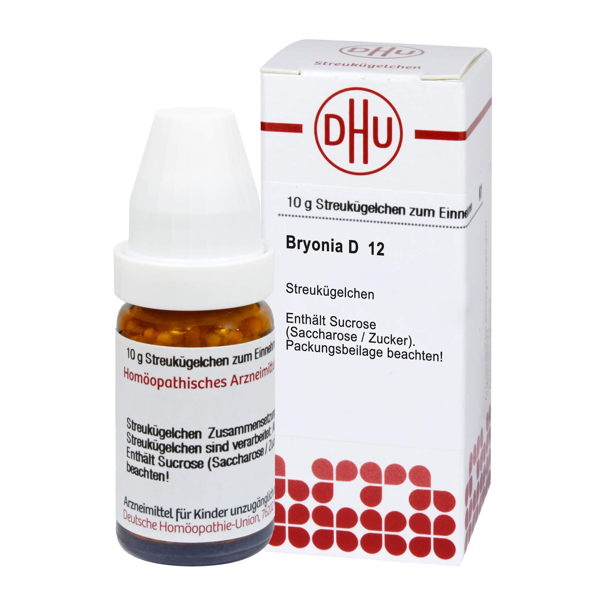 Bryonia D 12 Globuli
