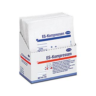 ES-Kompressen Unsteril 10x12,5 cm 16fach