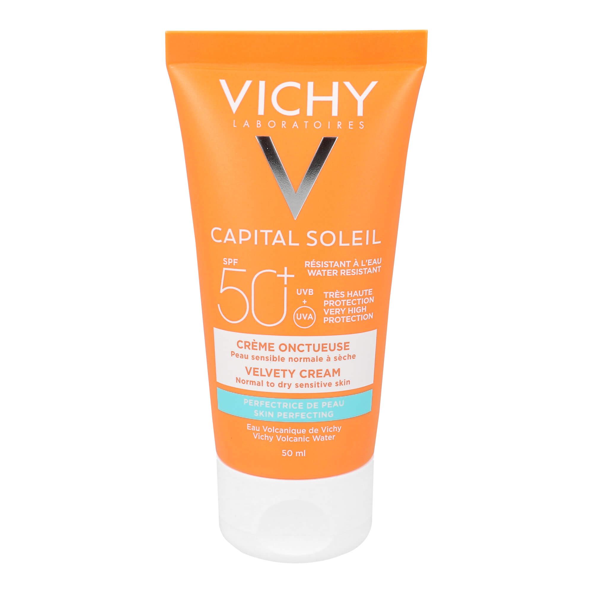 Vichy Ideal Soleil Gesichts Creme LSF 50+