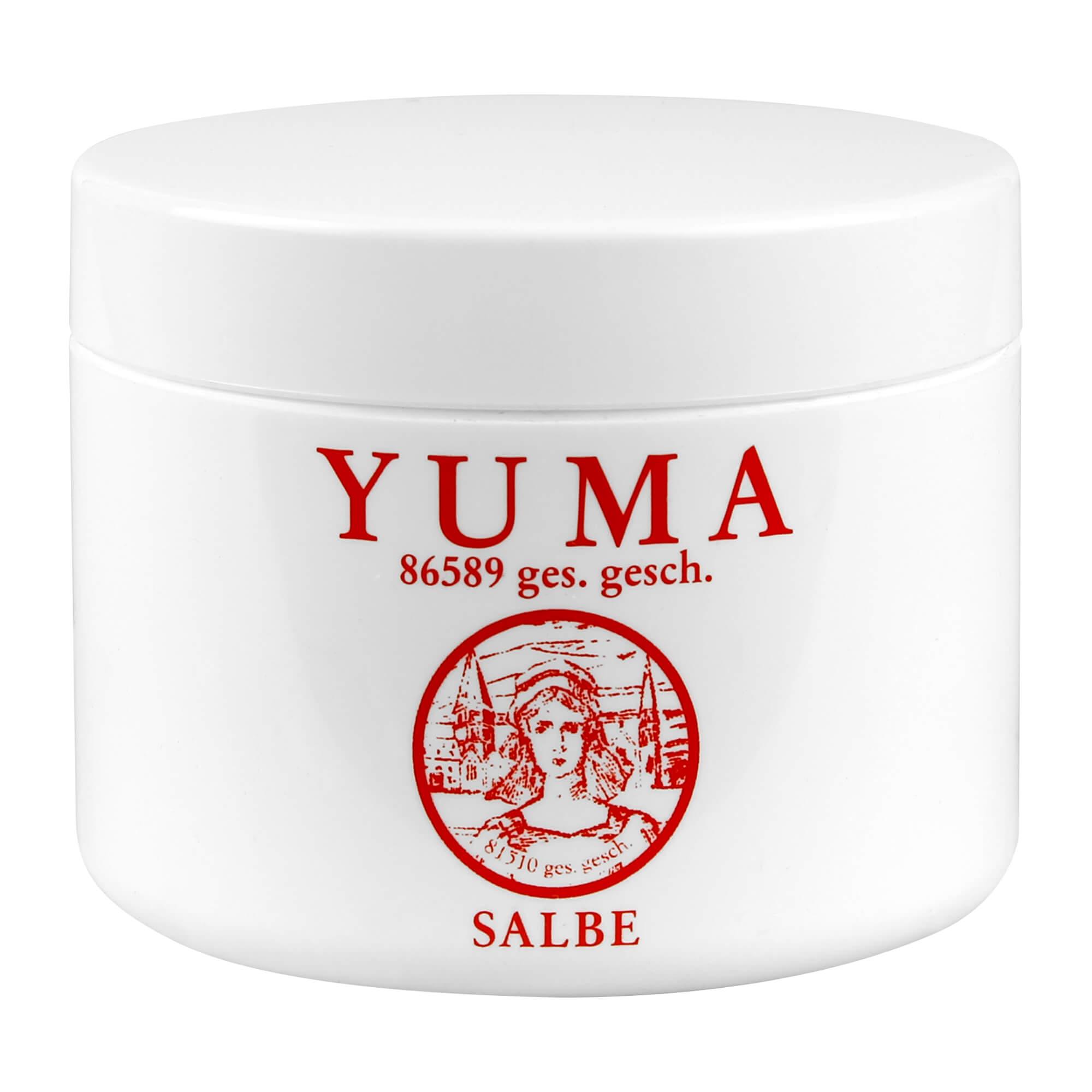 Yuma Salbe für Gesicht und Körper