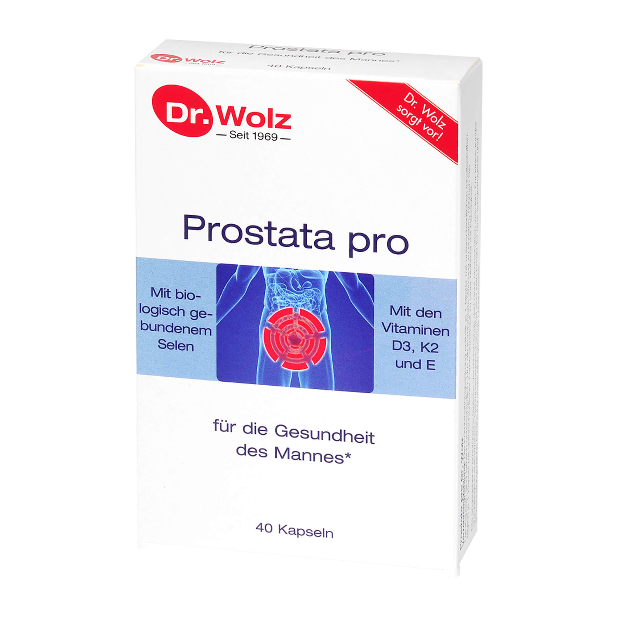 Prostata Pro Dr.Wolz Kapseln