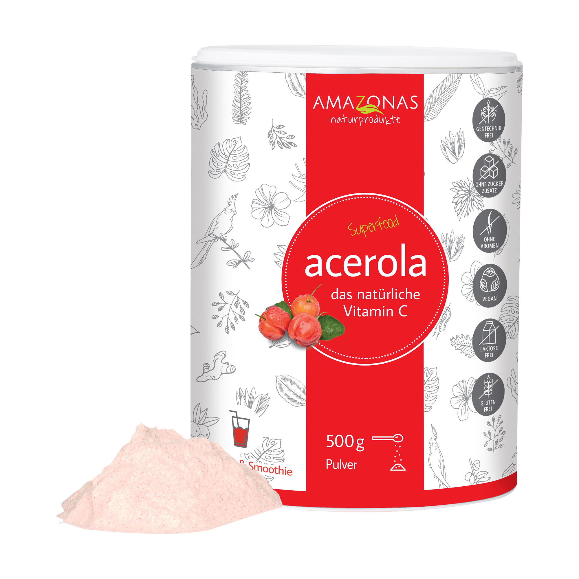 Amazonas Acerola 100% Pulver
