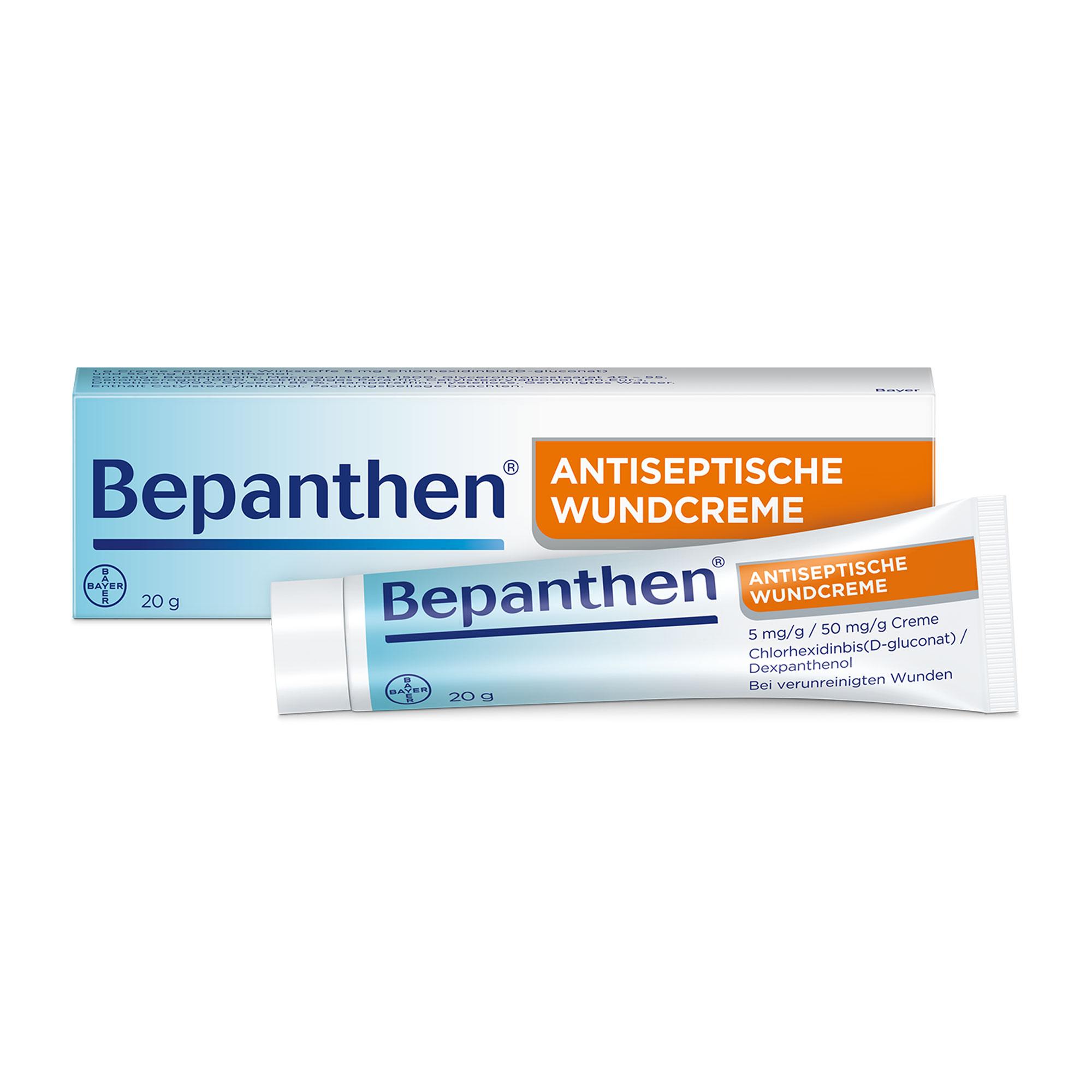 Bepanthen Antiseptische Wundcreme