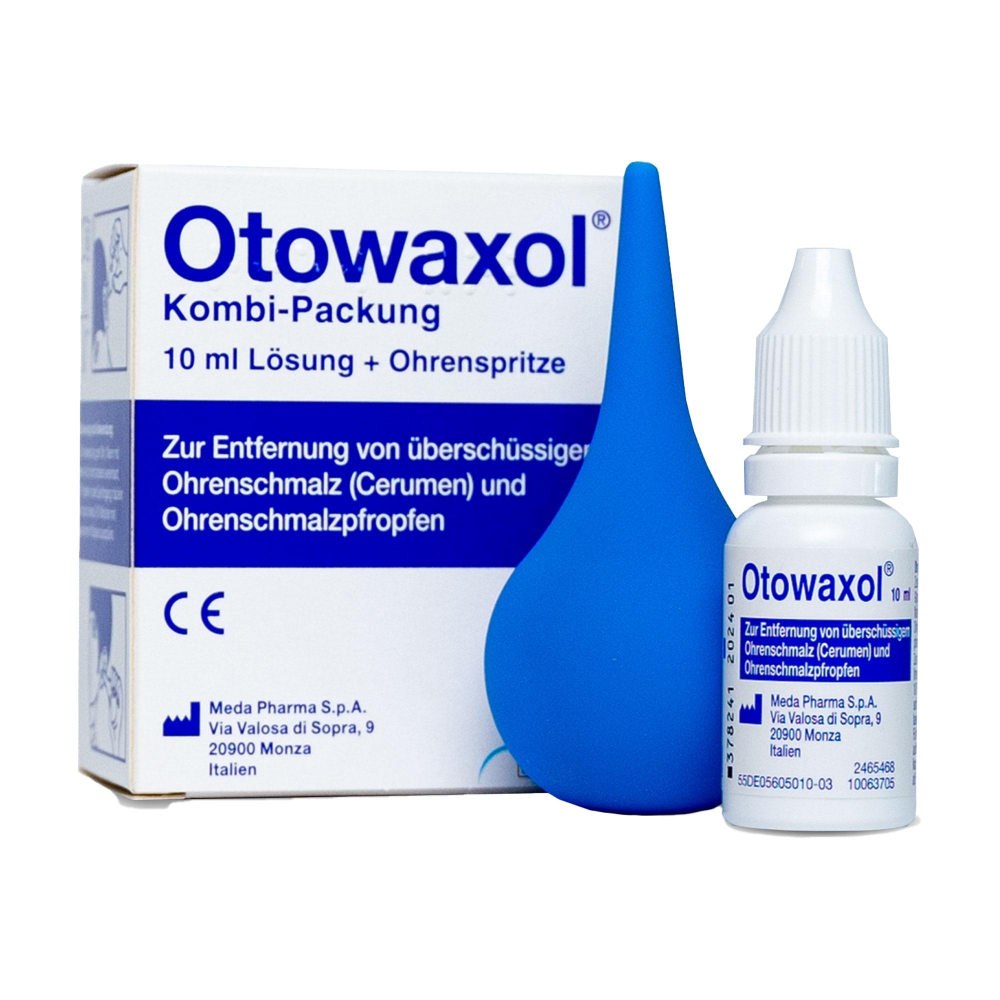 Otowaxol
